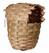 Гнездо из бамбука для птиц плетеное Exotic Nest