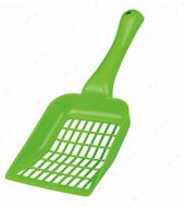 Лопатка для туалета Cat Litter Spoon for clumping litter