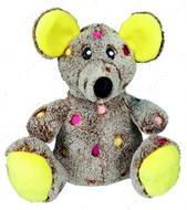 Игрушка плюшевая Мышь в горошек Mouse, Plush