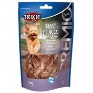 Лакомство для собак кубики из мяса кролика PREMIO Rabbit Cubes