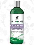 Шампунь гипоаллергенный для чувствительной кожи Hypo-Allergenic Shampoo