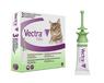 Капли Вектра на холку от блох для кошек Vectra Felis