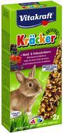 Крекер для кроликов с лесными ягодами Vitakraft