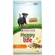 Cухой корм для собак всех пород с говядиной Happy Life Adult with Beef flavouring