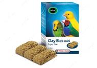 Минеральный блок с глиной для мелких птиц Versele-Laga Orlux Clay Bloc Mini