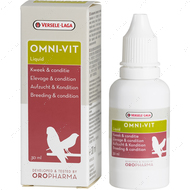 Жидкие витамины для кондиции птиц Oropharma Omni-Vit Liquid