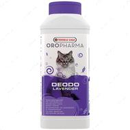 Дезодорант для кошачьего туалета Oropharma Deodo Lavender