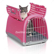 ЛИНУС КАБРИО (LINUS CABRIO) переноска для собак и кошек
