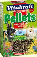 PELLETS корм с солодом и люцерной для кроликов