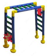 Лестница трансформер разноцветная