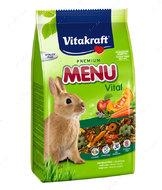 """""""Menu Vital"""" Полноценная зерновая смесь для кроликов"""