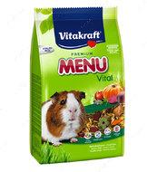 """""""Menu Vital"""" Сбалансированный корм для морских свинок"""