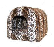 Домик для кошек и собак арка Теремок COLLAR