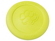 Игрушка для собак фрисби Zisc Green West Paw