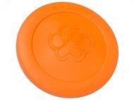 Игрушка для собак фрисби Zisc Tangerine West Paw