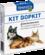 «Кот воркит» фитокомплекс для коррекции нарушения поведения котов и собак, 3 фл. по 10 мл