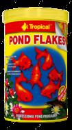 POND FLAKES корм в форме для маленьких прудовых рыб