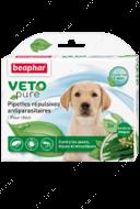 Капли антипаразитарные на холку  для щенков VETO Pure Bio Spot On