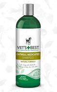 Oatmeal Medicated Shampoo Терапевтический Шампунь от перхоти, шелушения, для сухой кожи