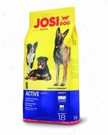 Сухой корм Йозера для собак всех пород актив Josidog Active
