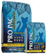 Сухой корм для кошек и котят с мясом белой рыбы Deep Sea Select Indoor Formula