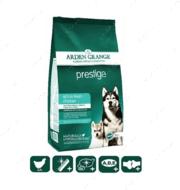 Cухой корм для взрослых собак с повышенными энергетическими потребностями со свежей курицей и рисом Adult Dog Prestige