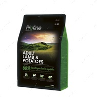 Сухой корм для собак с ягненком и картофелем ADULT LAMB & POTATOES