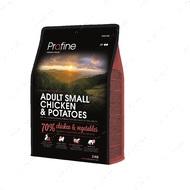 Сухой корм для собак мелких пород ADULT SMALL CHICKEN & POTATOES
