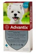 Адвантикс - средство от блох и клещей для собак 4-10 кг ADVANTIX