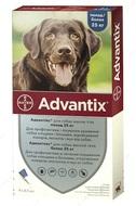 Адвантикс - средство от блох и клещей для собак более 25 кг ADVANTIX
