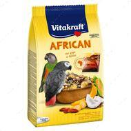 Корм для крупных африканских попугаев Vitakraft AFRICAN