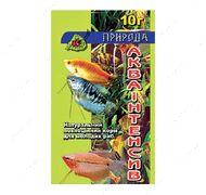 «Акваинтенсив» Натуральная сухая смесь для рыб, 10 грамм