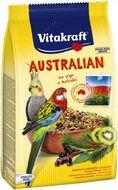 Корм для Австралийских попугаев с кактусом Vitakraft Australian