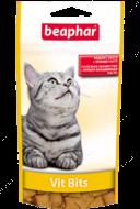 """""""Vit-Bits"""" Лакомство для кошек, с витаминной пастой"""