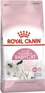 Сухой корм для кормящих кошек и котят до 4 месяцев Mother & Babycat
