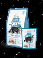 """Tobby I am a Large Cat"" Тобби корм для крупных кошек на основе мяса утки"