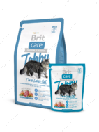 """Тобби"" корм для крупных кошек на основе мяса утки ""Tobby I am a Large Cat"""