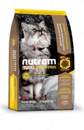Сухой корм для котят и кошек, с индейкой, курицей и уткой Total GF Turkey & Chiken Cat
