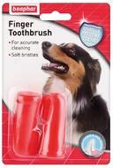 Зубная щетка на палец Finger Toothbrush