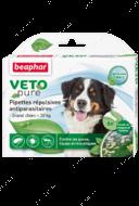 """Капли антипаразитарные для собак крупных пород """"VETO Pure Bio Spot On"""""""