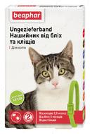 Ошейник от блох и клещей для кошек Flea & Tick collar for cat