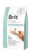 Беззерновая диета для собак при мочекаменной болезни Brit GF Veterinary Diets Dog Struvite