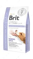 Беззерновая диета для собак при нарушениях пищеварения Brit GF Veterinary Diets Dog Gastrointestinal