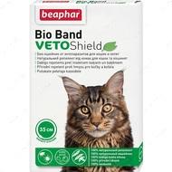 Ошейник от блох и клещей для кошек и котят BIO BAND Veto Shield