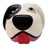 """Black & White Dog Ball"" - Белый Бим Черное ухо - игрушка для собак"