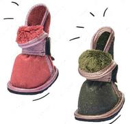 """Ботинки для собак """"КРОСС"""" утепленные"""