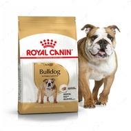 Сухой корм для бульдогов с 12 месяцев Breed Bulldog adult