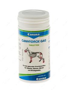 ГАГ Кангидрокс Укрепление соединительной ткани, суставы, хрящевые кости, зубы, связки, сухожилия и кости CANHYDROX GAG