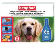 """Капли антипаразитарные,  на холку  для собак крупных пород """"Caniguard Spot On"""""""