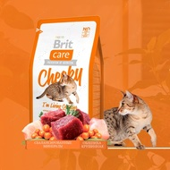 Чеки сухой корм для кошечек живущих на улице Cat Cheeky I´m Living Outdoor